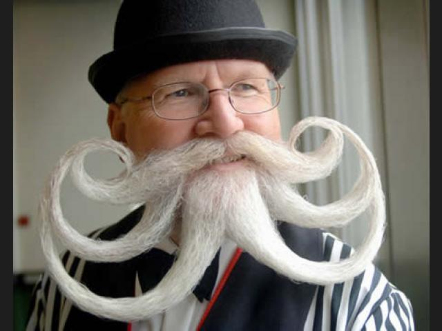 Funniest Mustaches 5