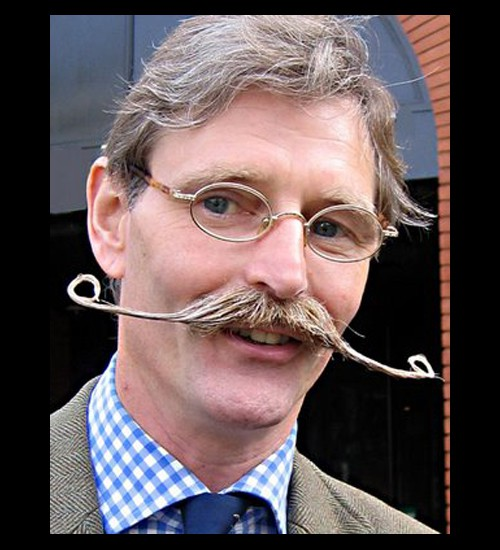 Funniest Mustaches 7