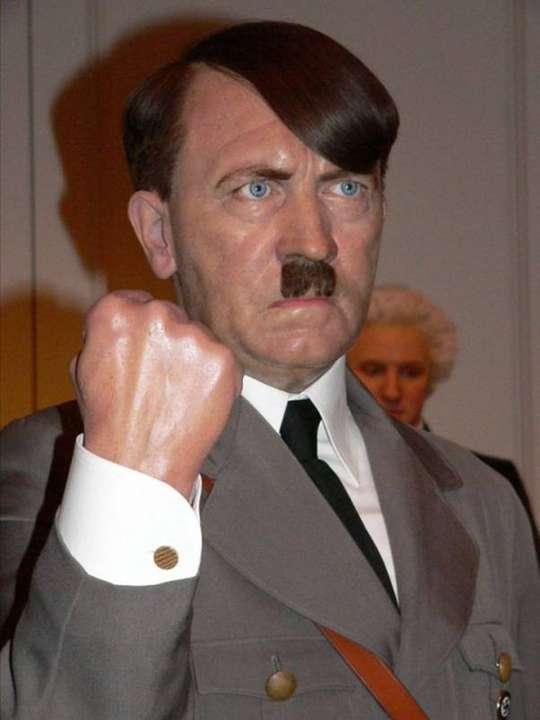 Hitler or Toothbrush Mustache 5
