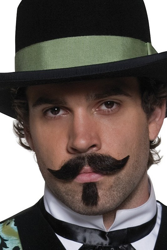 mustache with goatee 2