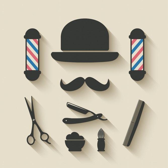 maintain mustache