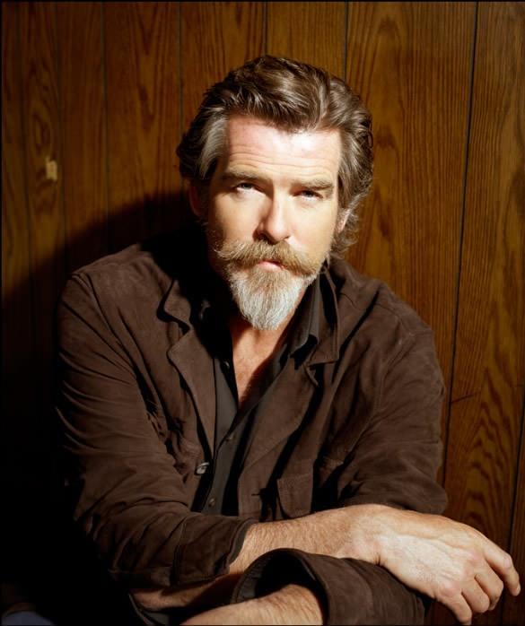 Texas van Dyke beard style for men