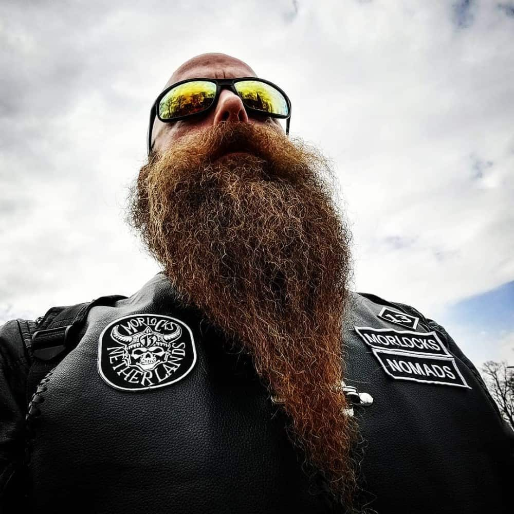 115 Unbeatable Long Beard Styles For Every Man 2019
