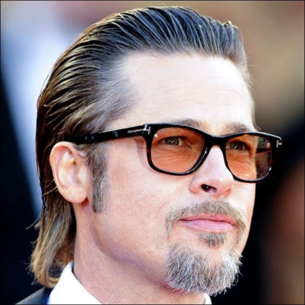 the celebrity goatee style