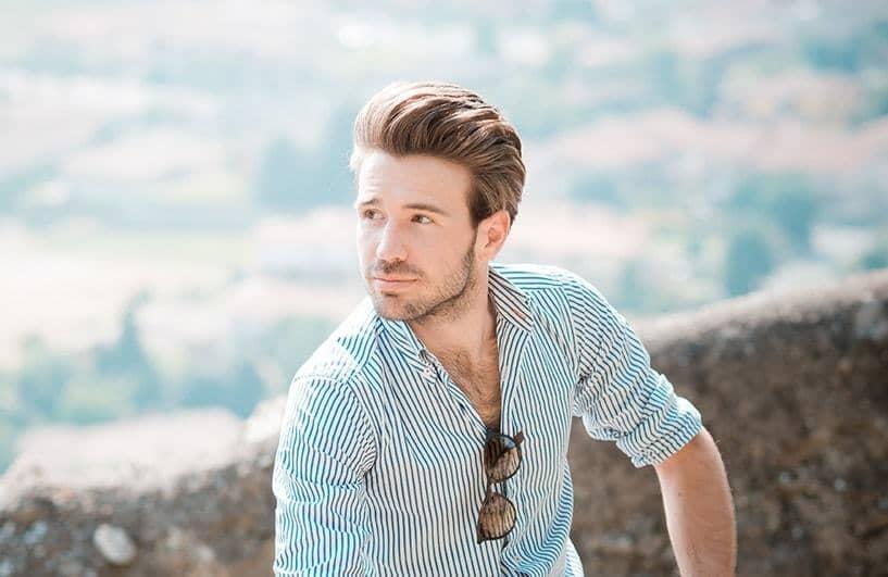 short beard for men