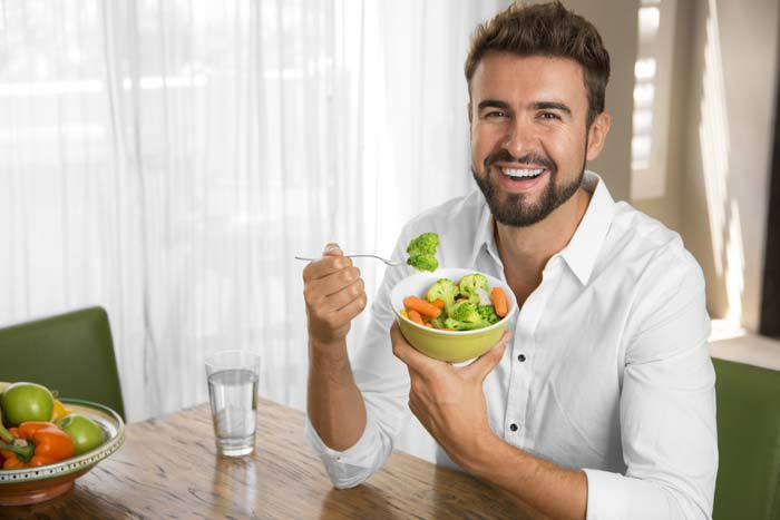 high protein diet for healthy beard