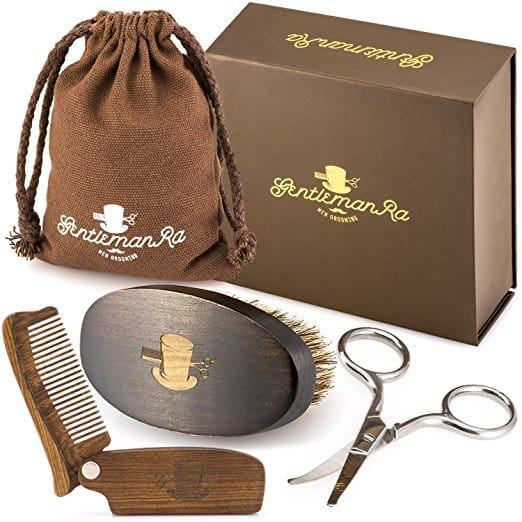 Gentleman RA Beard Care Grooming Kit For Men