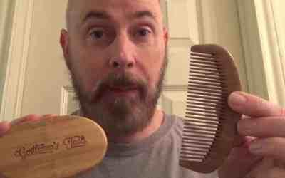 Beard Brush Kit review