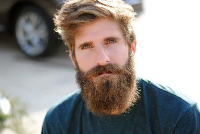 beard conceal what beneath