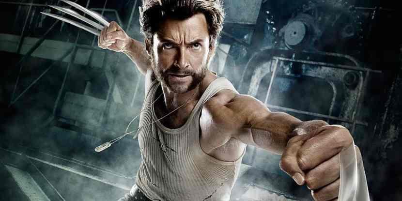 Jackman beardstyle in X men