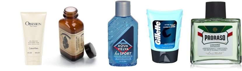 10 best aftershave for men