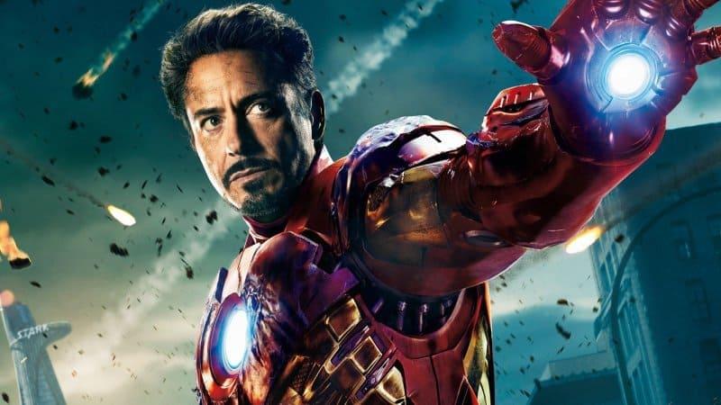 Iron Man beardstyle