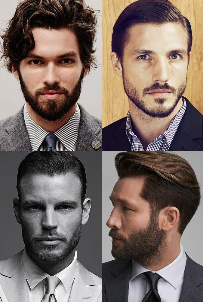 short neat beard designs