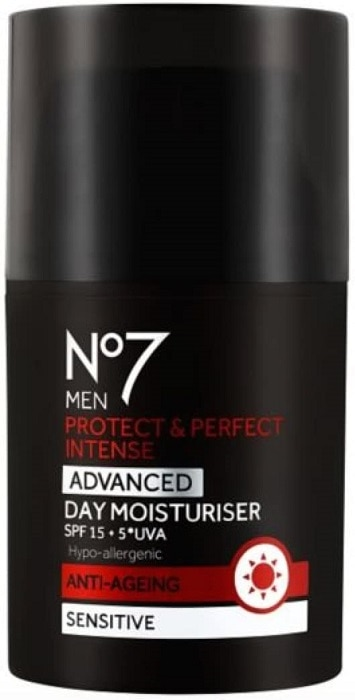 No7 Men Protect & Perfect Intense Moisturizer