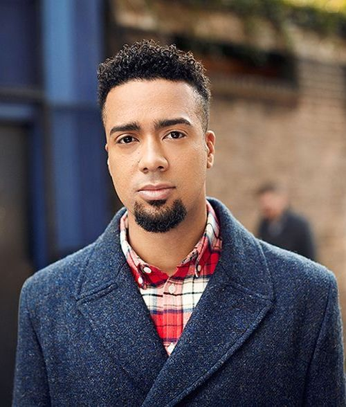 Goatee without Mustache for Black Men