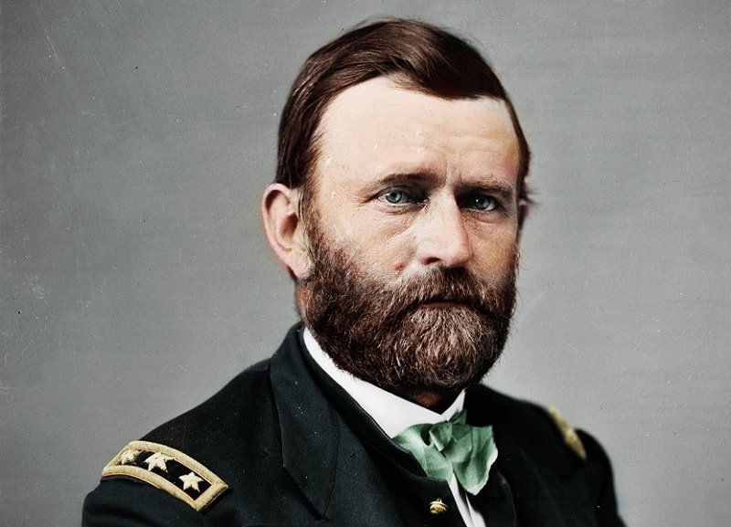 President With A Beard Style