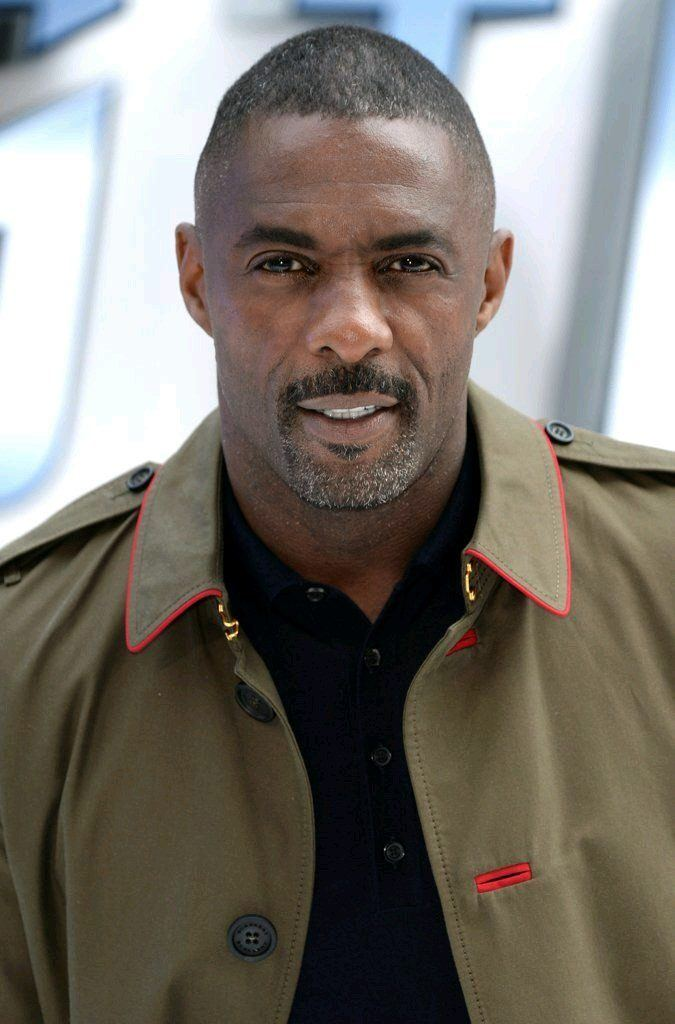 black actor with goatee