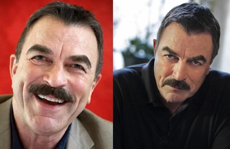Tom Selleck's Mustache