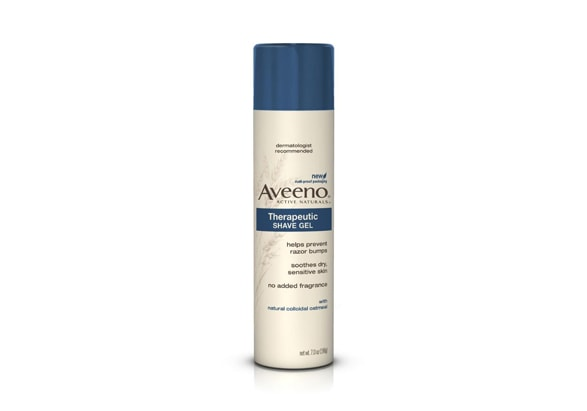 Aveeno Therapeutic Shave Gel