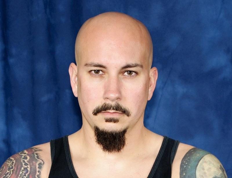 beardstyle for bald head