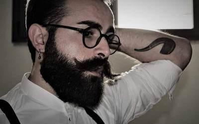 italian mustache styles
