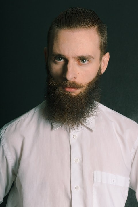 sexy beard styles for men