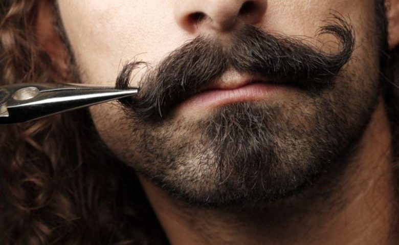 How to Trim and Maintain Cowboy Mustache