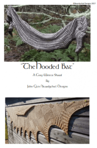 The Hooded Bat pattern cover