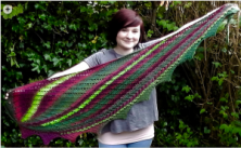 The  Comet Shawl