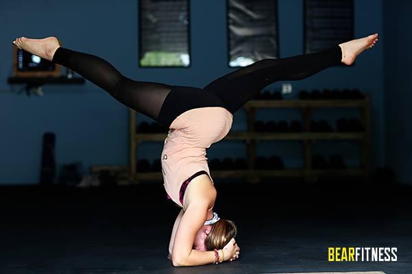Yoga tonight at 7pm!