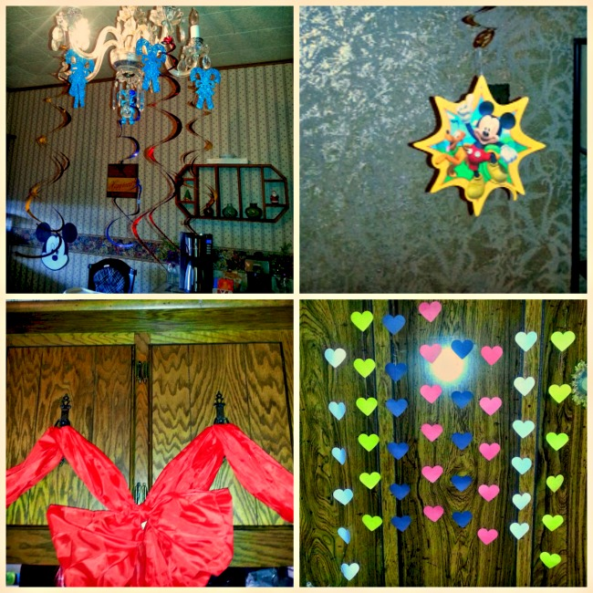 disneyside decorations