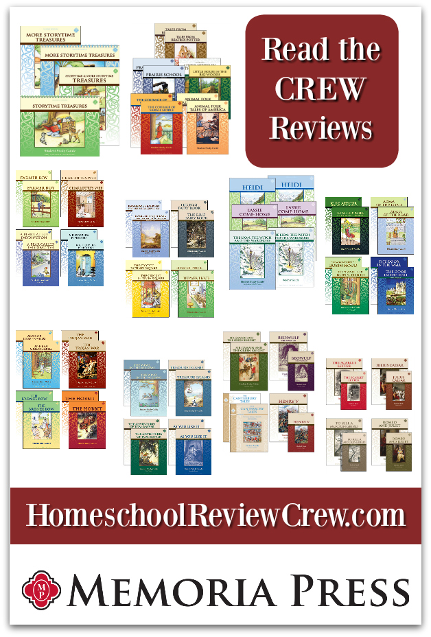 A family-run publishing company, Memoria Press strives to provide quality classical Christian educational resources to homeschooling families and private schools. Memoria Press desires to cultivate wisdom and virtue through their educational materials.