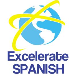 Excelerate Spanish logo