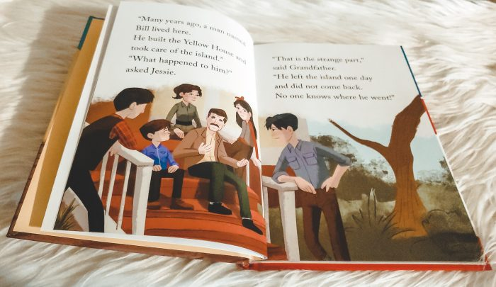 Inside the Boxcar Children Time to Read Book