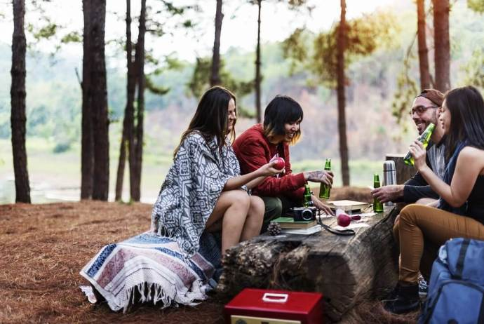 camping game for adults 6