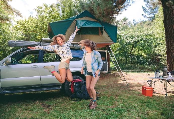 Why You Should Get a Camping Lab Roof Top Tent and How to Choose the Best 3