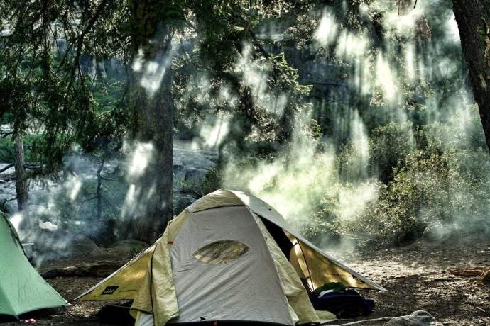 How to Fold a Tent The Proper Way You Need to Know 1