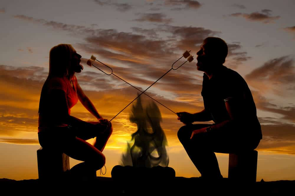 The Best Romantic Camping Ideas Your Partner Will Love 2