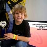 THROW BACK – Lochie Bear Becomes ASA 7 & under Aussie champ 2014