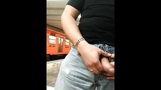 Dick on Subway