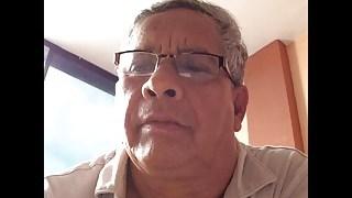 Ecuadorian grandpa big cock