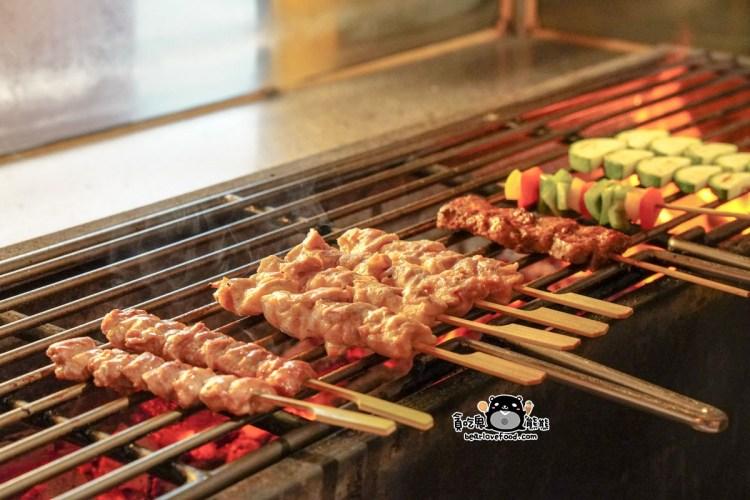 高雄楠梓區美食 十八番串燒-路邊攤價格日式食堂,楠梓火車站前,從晚餐歡樂吃到消夜去。