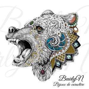 BearlyN avatar blanc