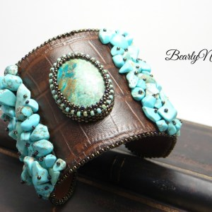 BearlyN manchette-chrysocolle
