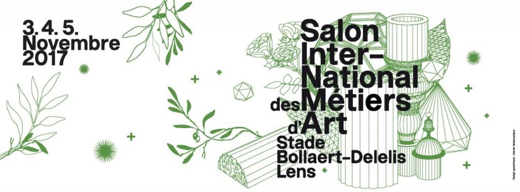 Bannière IMAP, Salon International des Métiers d'Art de Lens
