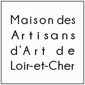 logo maison des artisans d'art de loir et cher