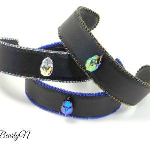 bracelets scarabée cristal_BearlyN