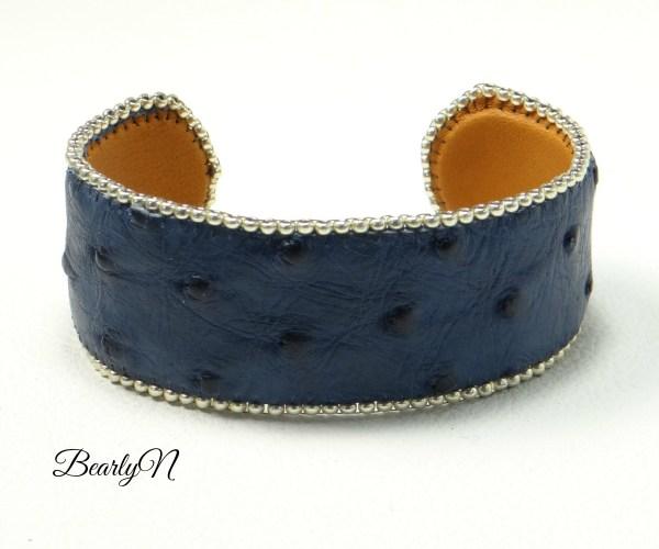 autruche bleue_BearlyN