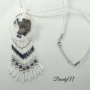 Pendentif Snow Way_BearlyN