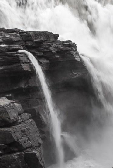 Athabasca Falls, BC